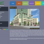 web design for architecture firm